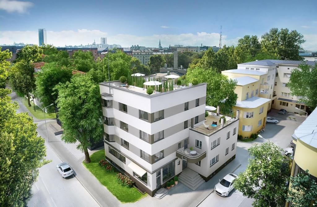 Endover: Raua 18, Kadriorg, Tallinn