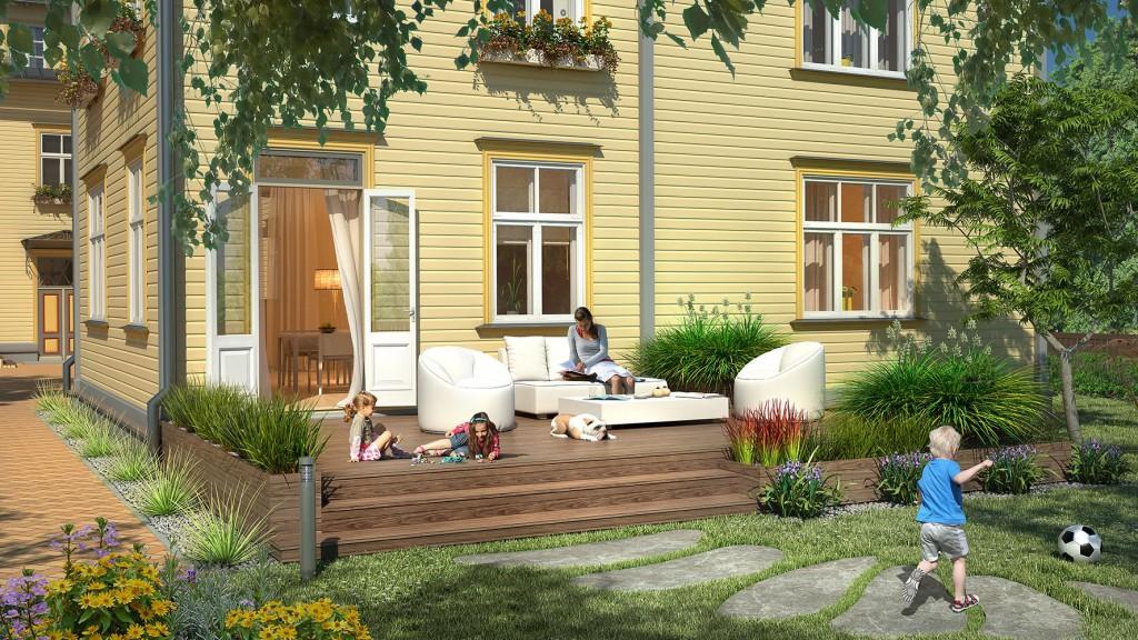 Niine 6, Kalamaja, Tallinn - Endover