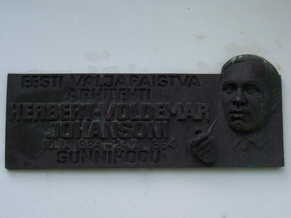 Arhitekt Herbert-Voldemar Johanson