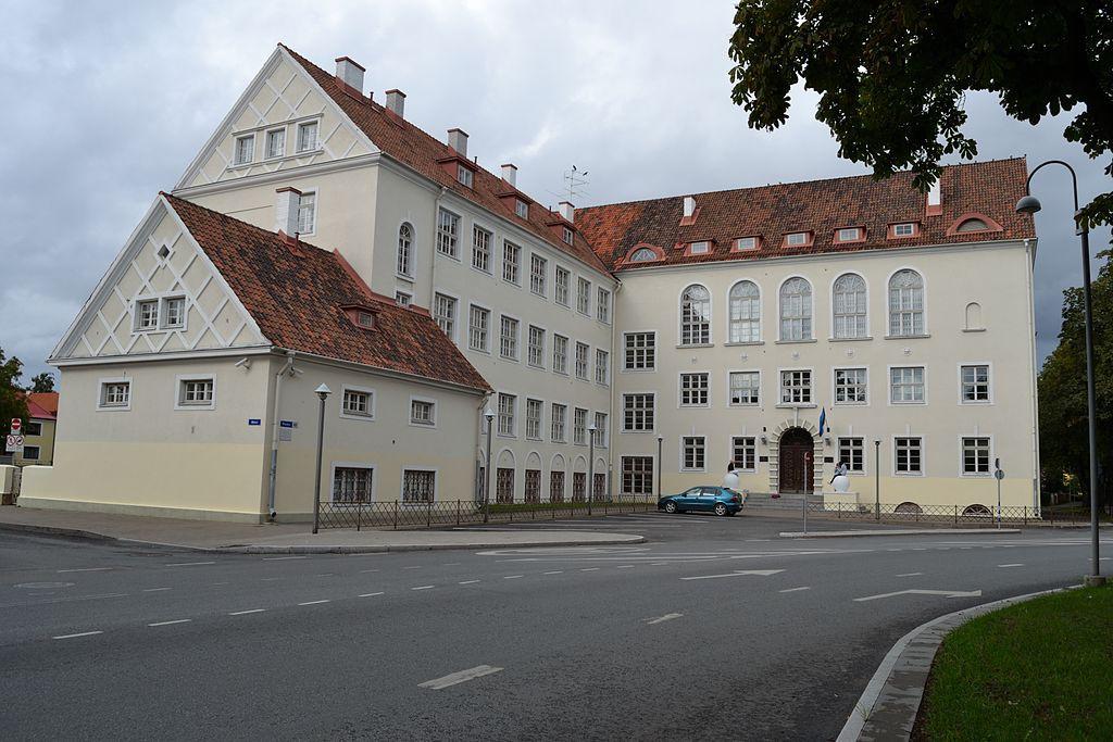 1929. aastal uksed avanud Pelgulinna algkool, tänane Ristiku põhikool