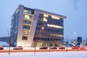 Ulonu ärikeskus Vilniuses