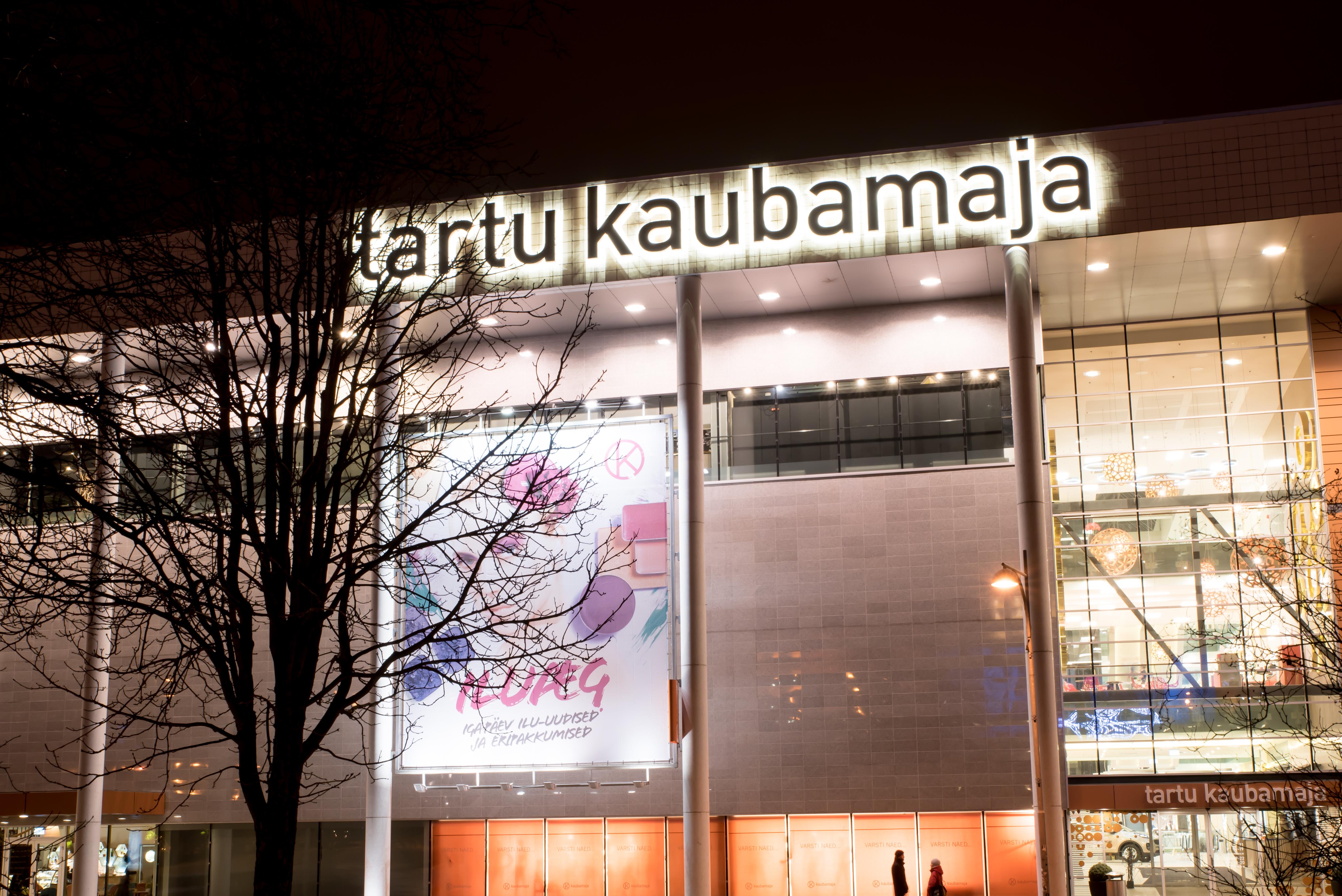 f6f5aba18e1 Tartu Kaubamaja keskus investeeris renoveerimisse 4 miljonit eurot –  Adaur.ee: kinnisvaraturg peopesal