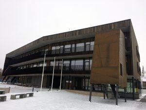 Põlva Gümnaasiumi õppehoone