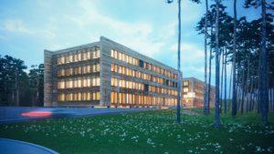 Eesti suurim rohebüroohoone sai nurgakivi 1