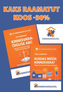 Kombo kinnisvaraõigus+kuidas müüa kinnisvara