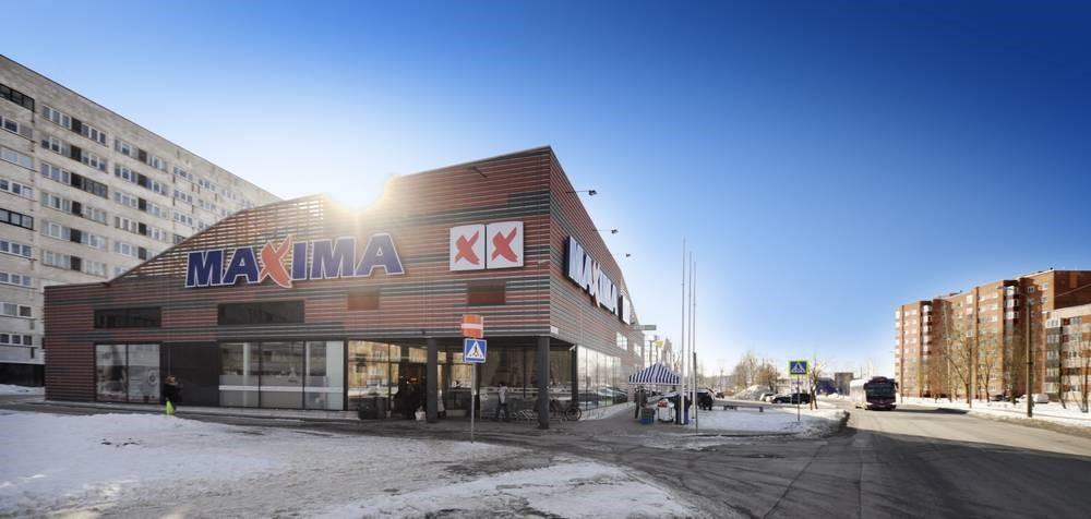 180907 Lumi Capitali asutatud kinnisvarafond omandas Narvas Maxima kaubandushoone