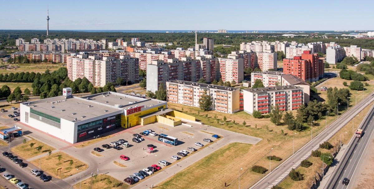 180907 Lumi Capitali asutatud kinnisvarafond omandas Tallinnas Kärberi keskuse